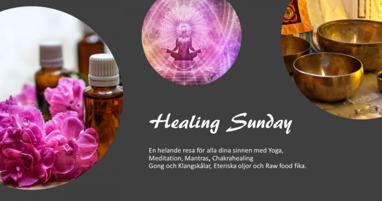 Healing Sunday