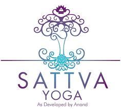 Sattva Yoga logga